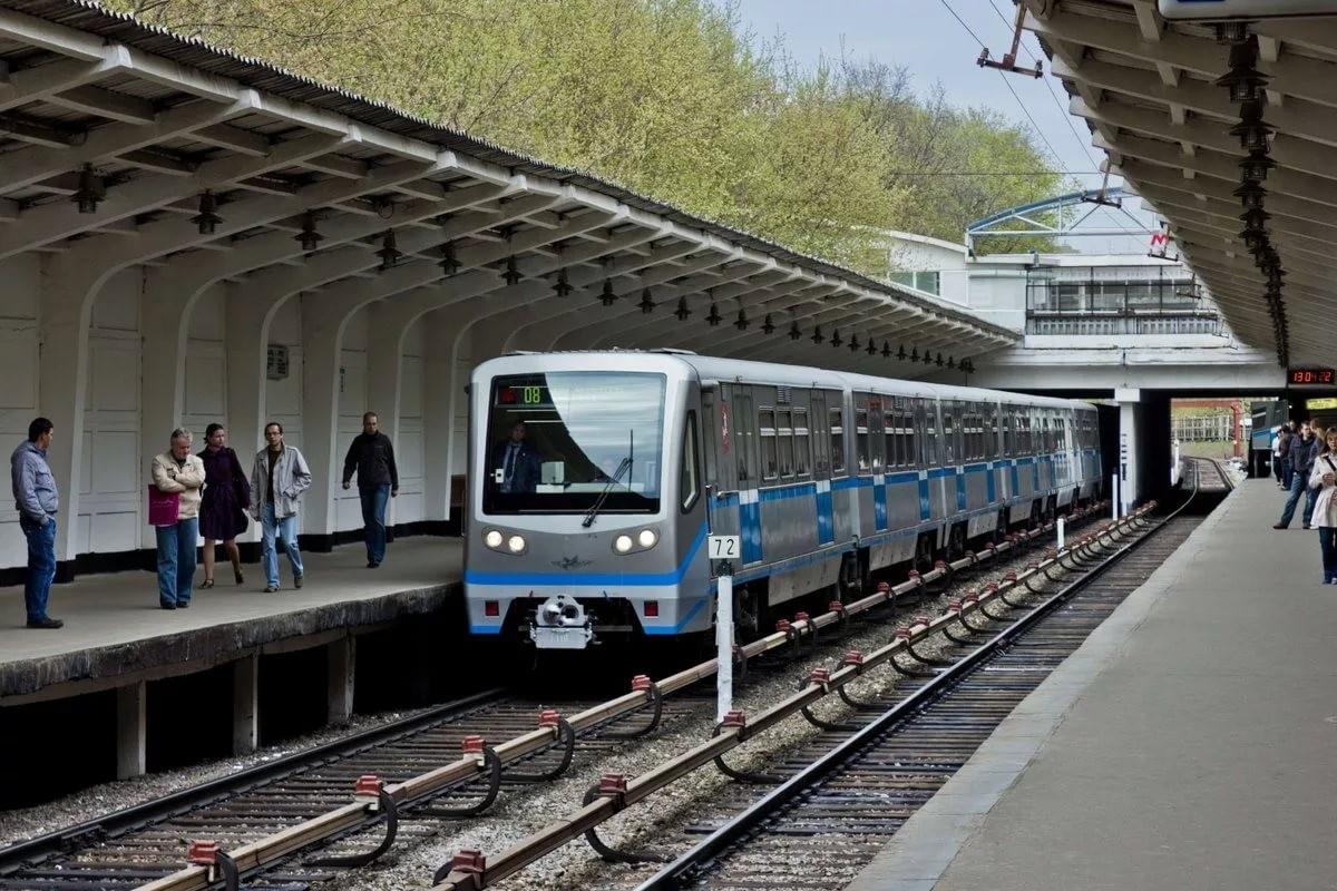 Вмэрии столицы  назвали сроки окончания  реконструкции Филевской линии метро
