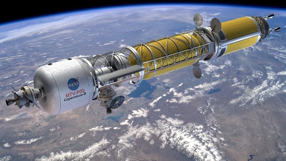 Ученые: Фотонные ракеты превратят путешествие наМарс в3-минутную поездку
