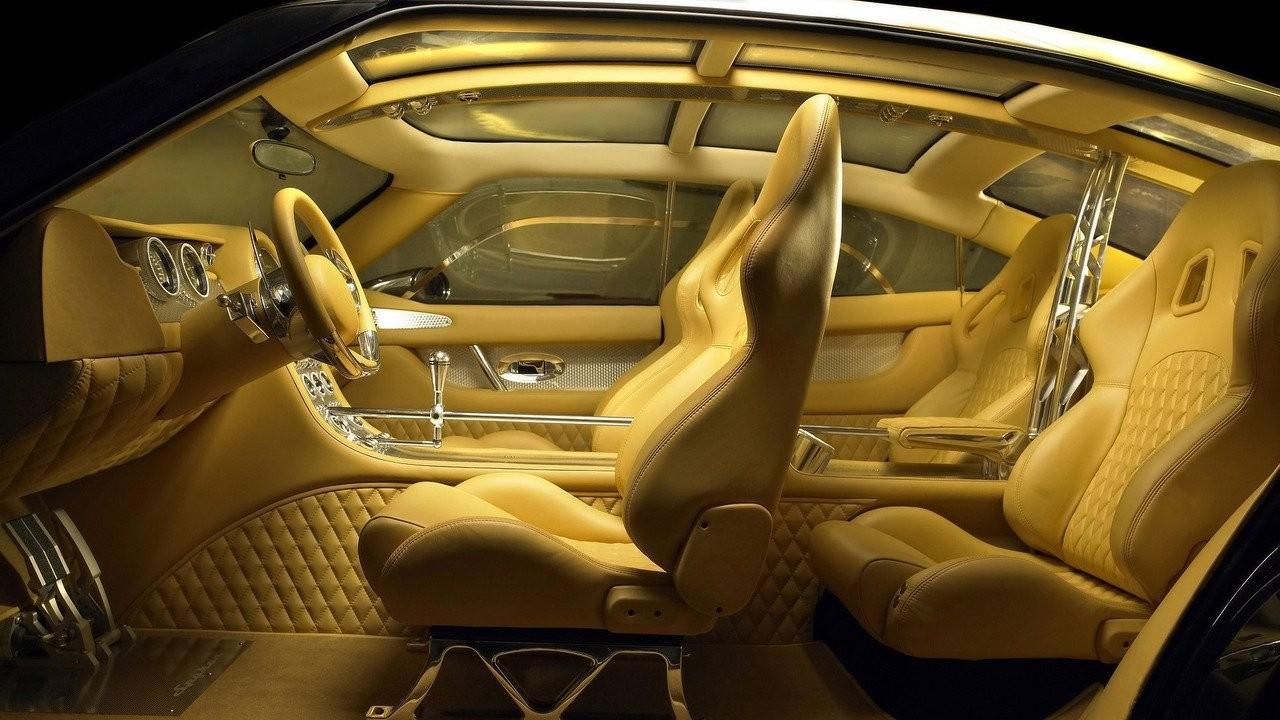 Spyker выпустит конкурента Бентли Bentayga