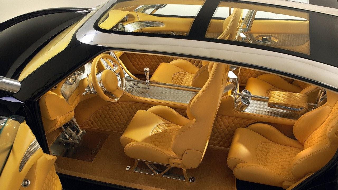 Spyker планирует выпуск шикарного гибридного кроссовера