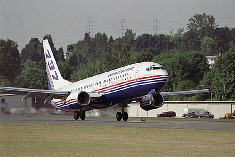 Boeing 737 Москва- Ростов после взлета вернулся во'Внуково