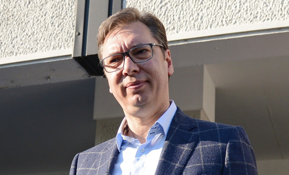 Путин поздравил Вучича спобедой навыборах президента Сербии