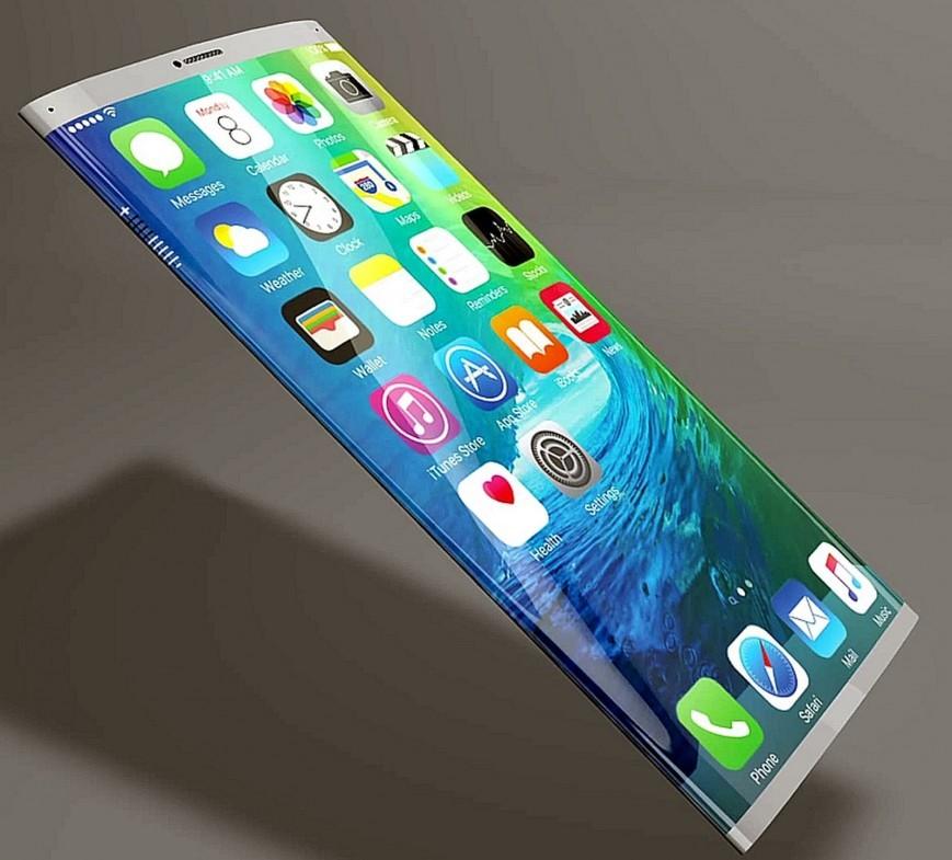 Apple заказала 70 млн изогнутых OLED-панелей у Самсунг