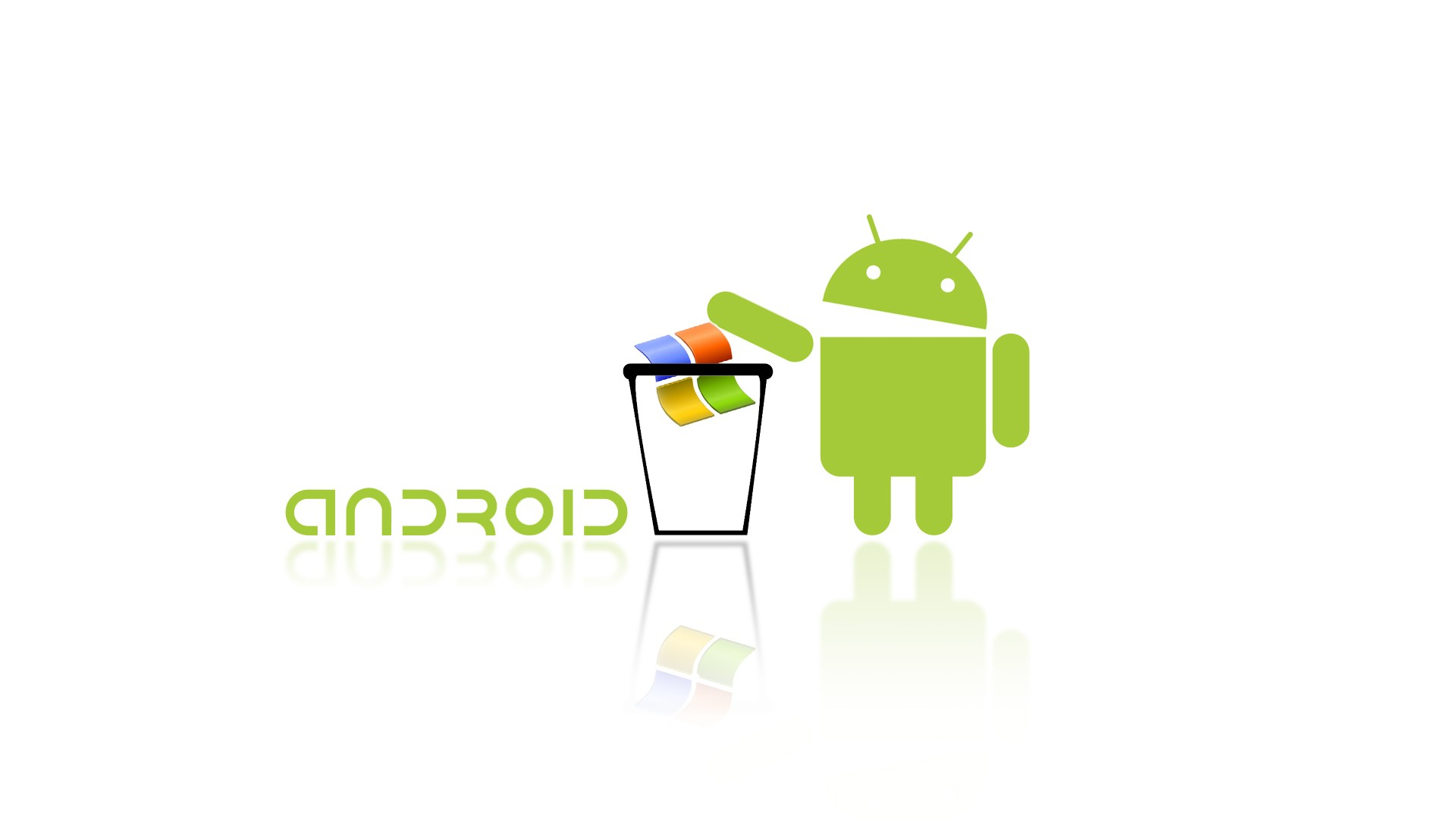 Android Mobileвпервые превзошёл Windows PC по количеству трафика в сети
