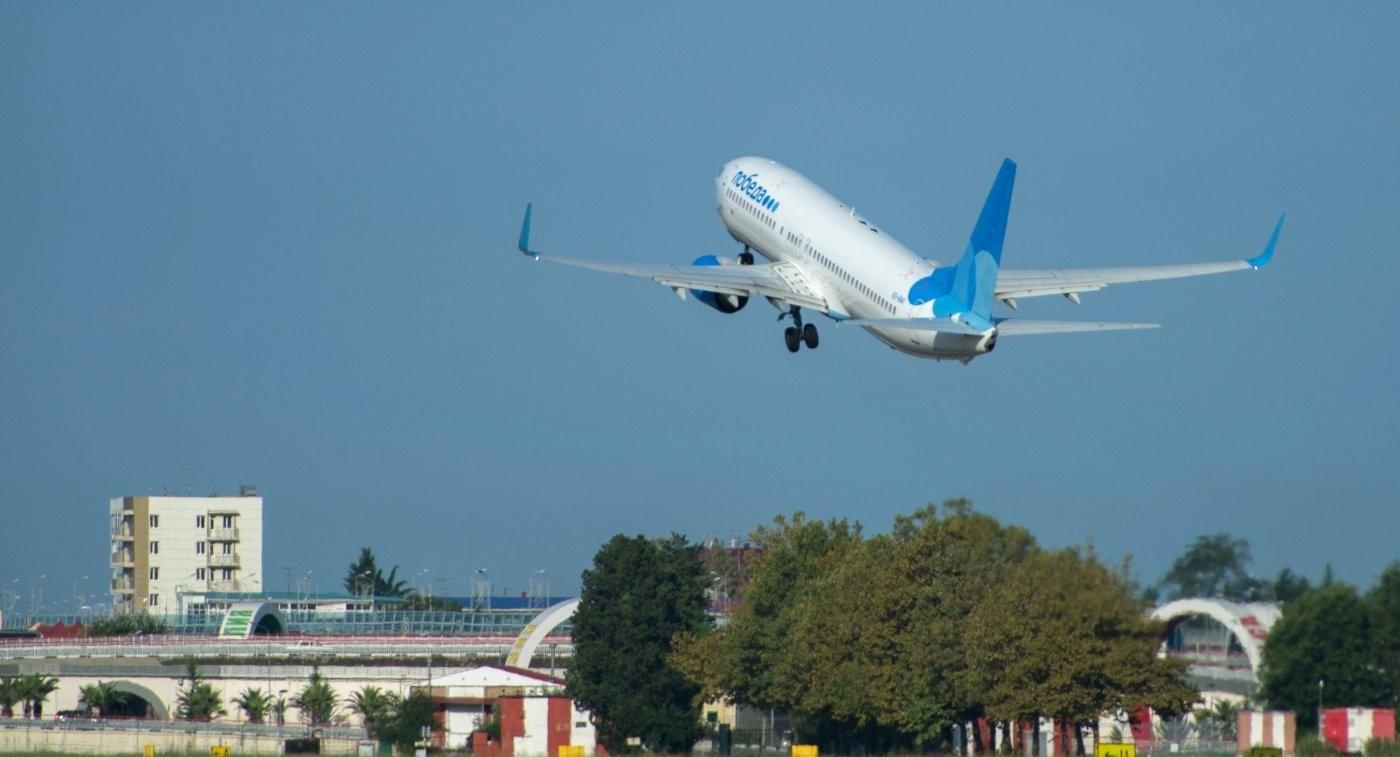 Пассажирский самолет вернулся ваэропорт Бишкека