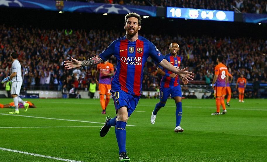 СМИ узнали оскором продлении договора Месси с«Барселоной»