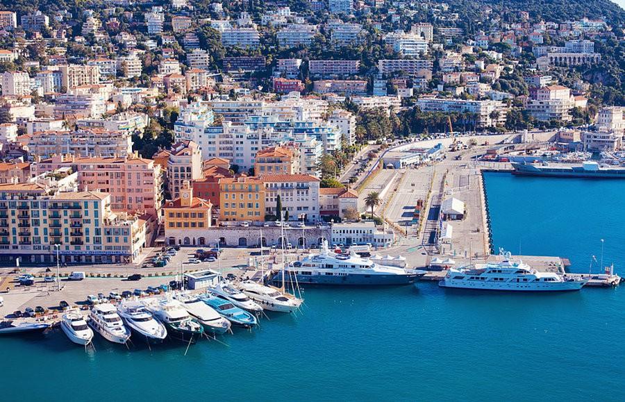 Монако расширит свою территорию засчет осушения моря
