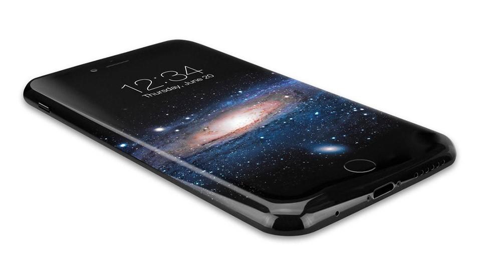 Apple создаст новый iPhone из жидкого металла