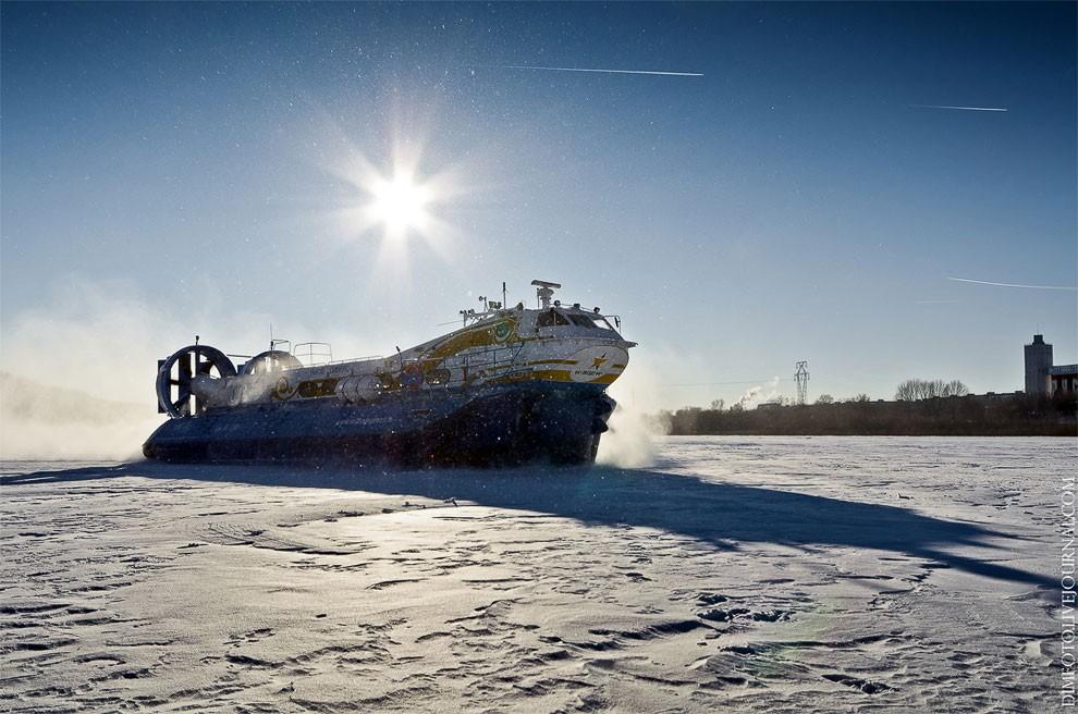 Судовой лазер для резки льда испытают вАрктике доконца текущего 2017-ого