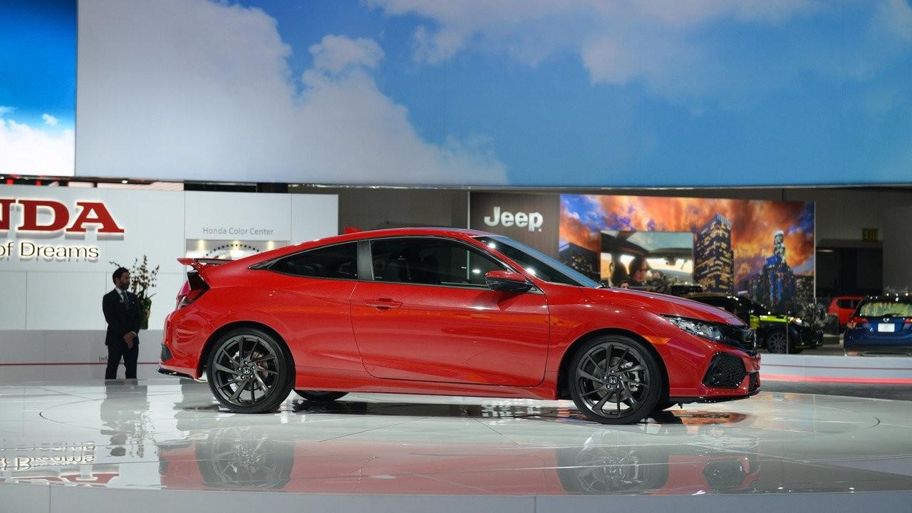 Хонда выпустит седан икупе Civic Si6апреля
