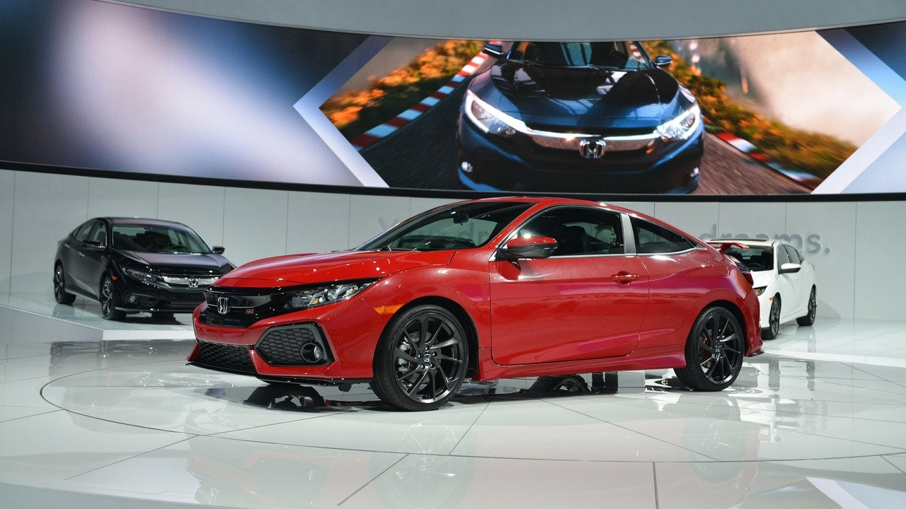 Допрезентации Хонда Civic Siостались сутки