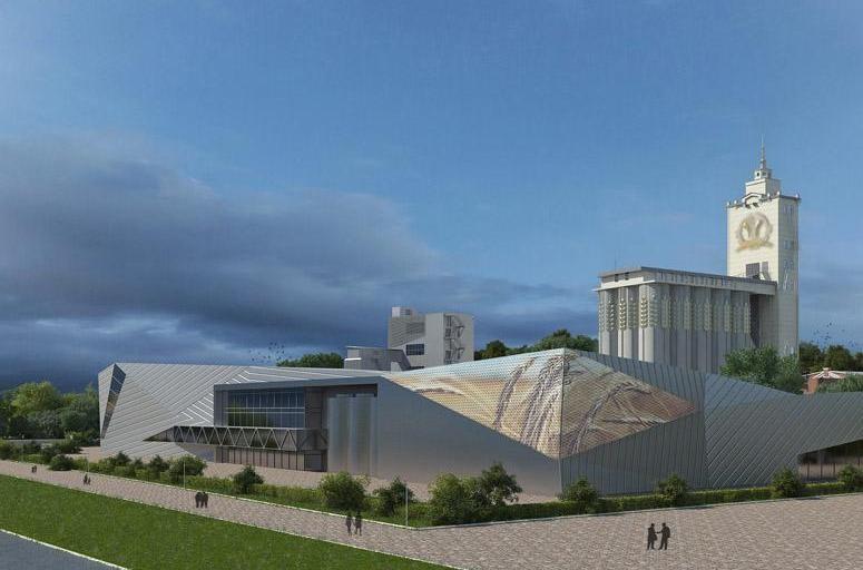 Завод растительных напитков строят вЧелябинске