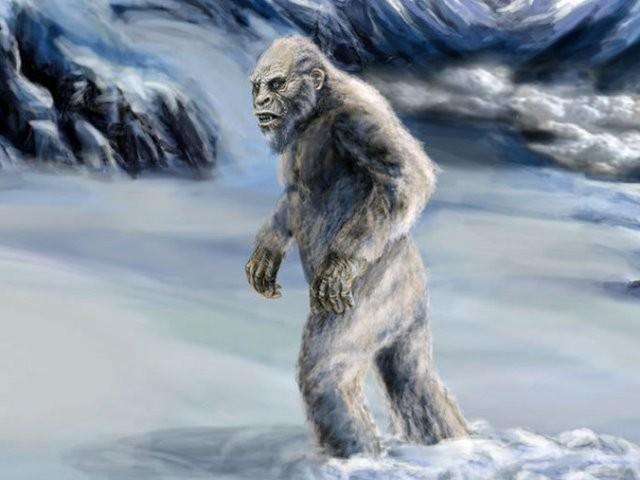 Канадцы удостоверились вреальности снежного человека