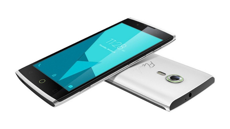 Alcatel представила смартфон с двумя сдвоенными камерами