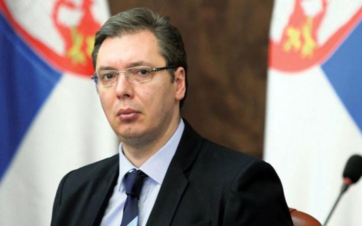 ВСербии продолжились массовые протесты «против диктатуры»