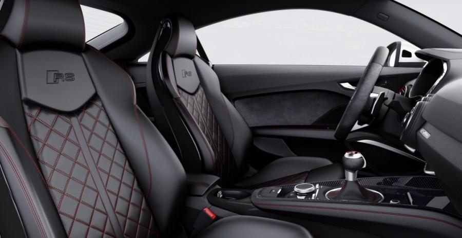 Обновленное «заряженное» купе Ауди TTRS представят вНью-Йорке