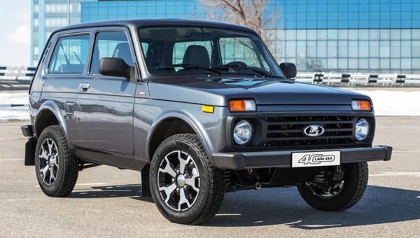 Lada 4×4 получит юбилейную спецверсию