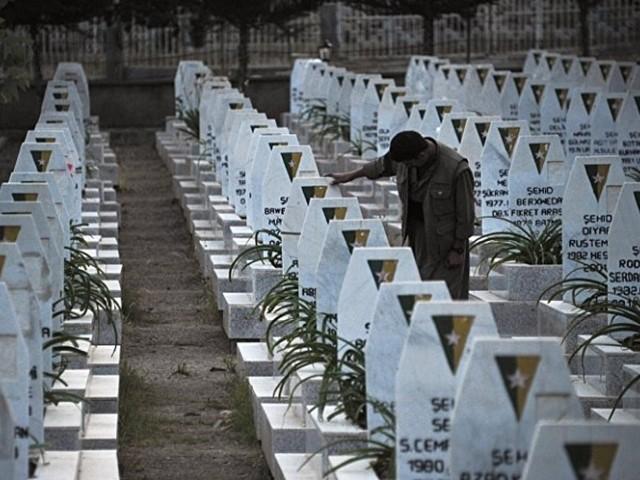 В итоге авиаудара ВВС Турции погибло восемь курдов