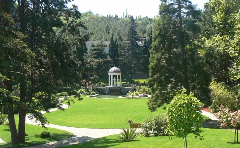 «Никитский ботанический сад» реконструирует парк «Монтедор»