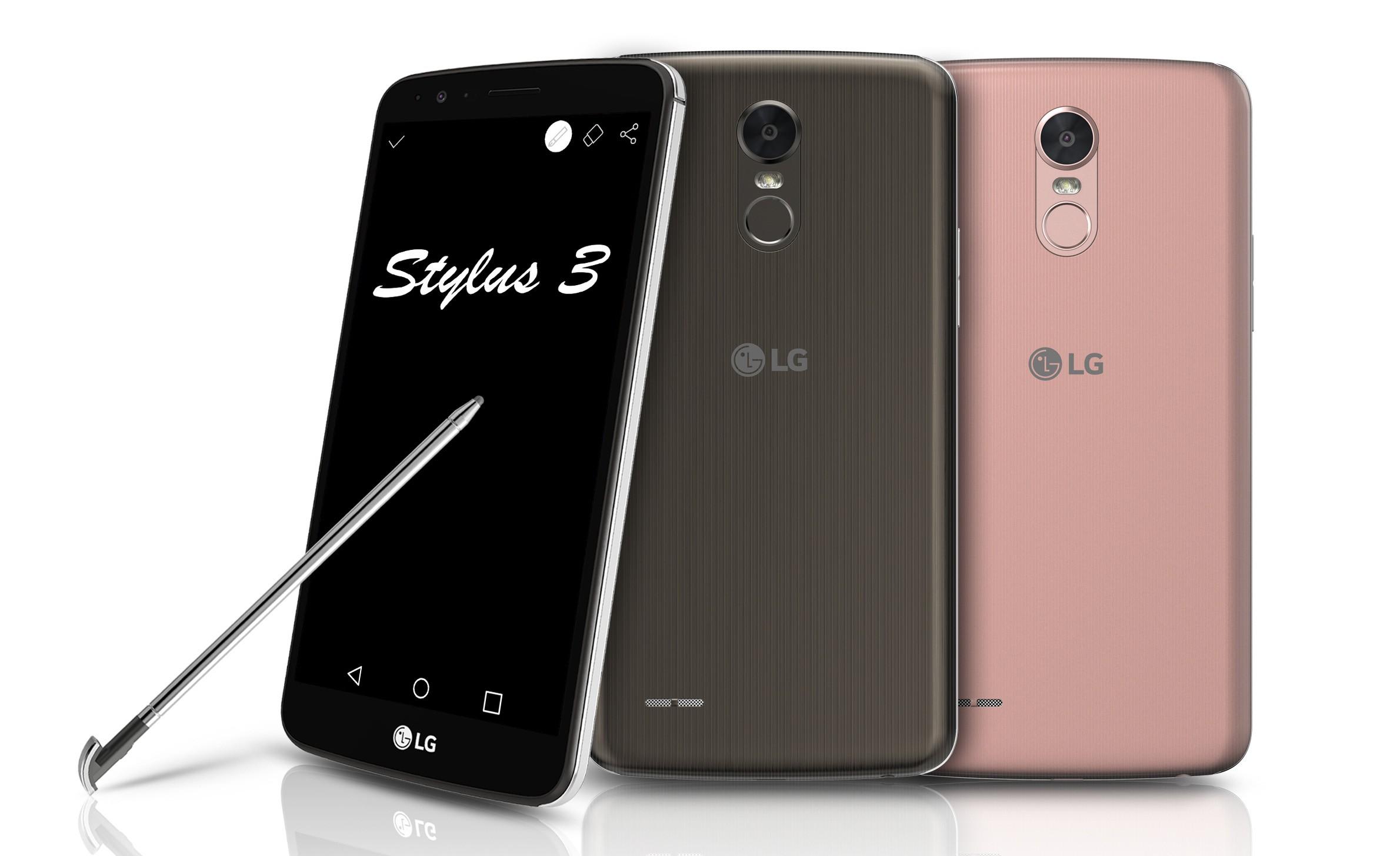 LGStylus 3 сейчас можно приобрести в Российской Федерации