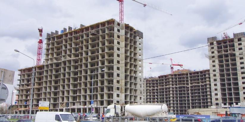 Для граждан сносимых пятиэтажек построят монолитные дома