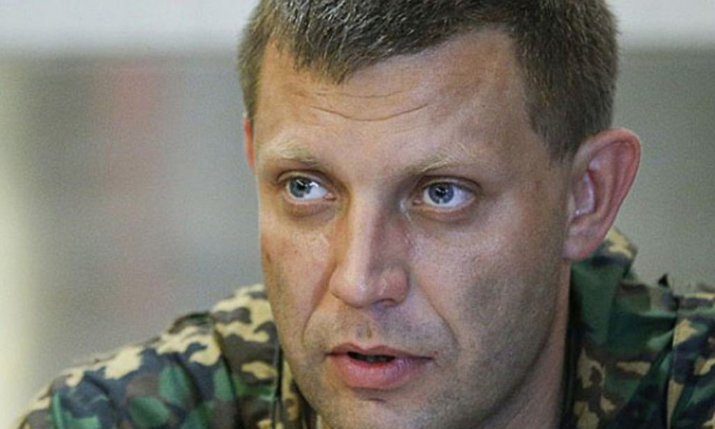 Захарченко: Вармии ДНР два млн. человек