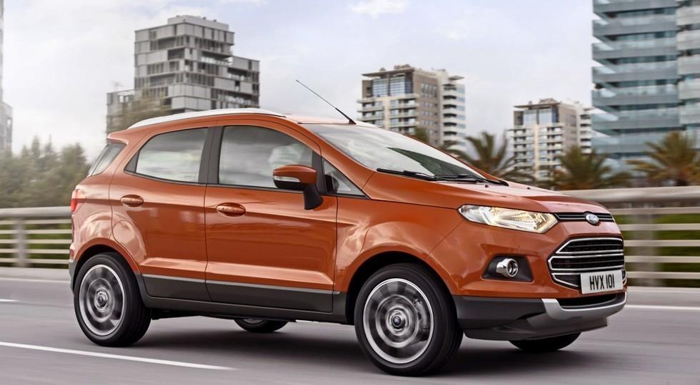 Продажи Форд в Российской Федерации вначале весны возросли на3%