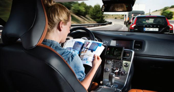 Беспилотные автомобили станут на20% неменее безопасными