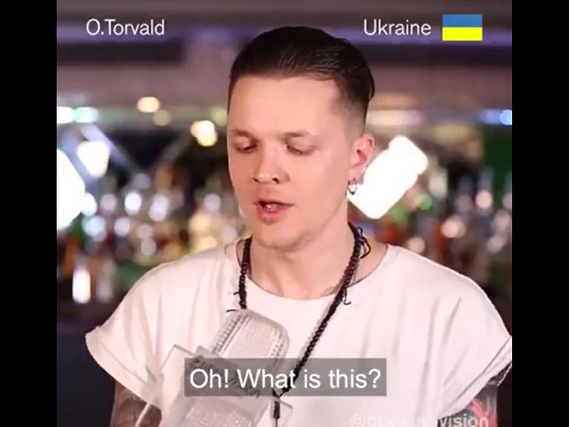 Участники Евровидение-2017 продемонстрировали