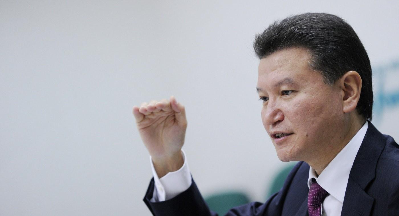 Кирсан Илюмжинов: Яположил конец приостановке моих полномочий напосту руководителя FIDE
