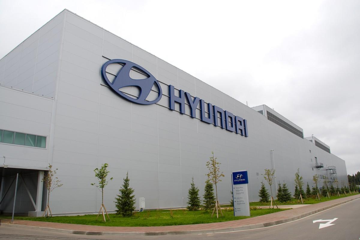 Завод Hyundai в Петербурге увеличил объем производства на 30