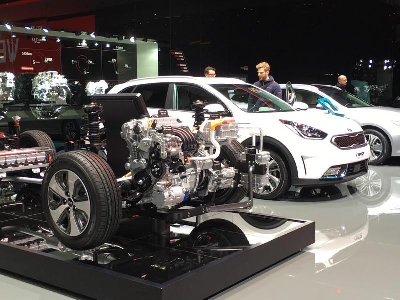 Автосалон воФранкфурте пропустят PSA Group, Фиат Chrysler и Ниссан