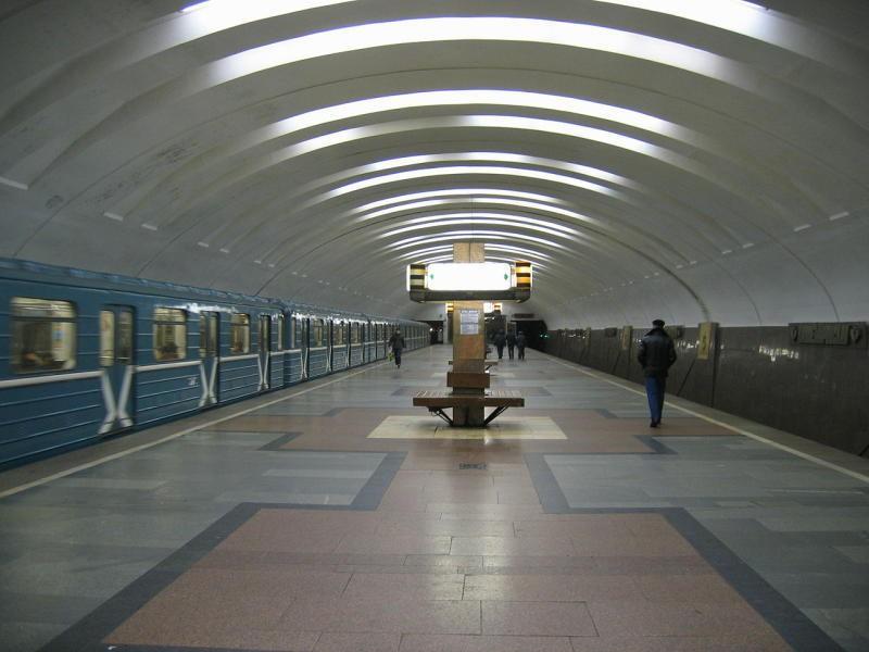 Вестибюли нескольких станций московского метро будут закрыты ввыходные