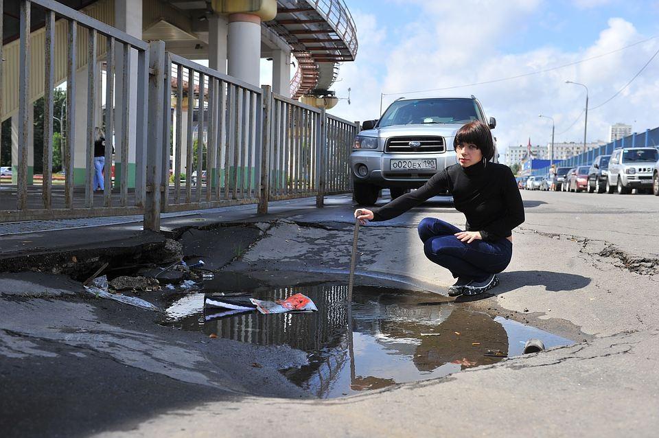 Вапреле вРязань приедет Федеральная дорожная инспекция ОНФ