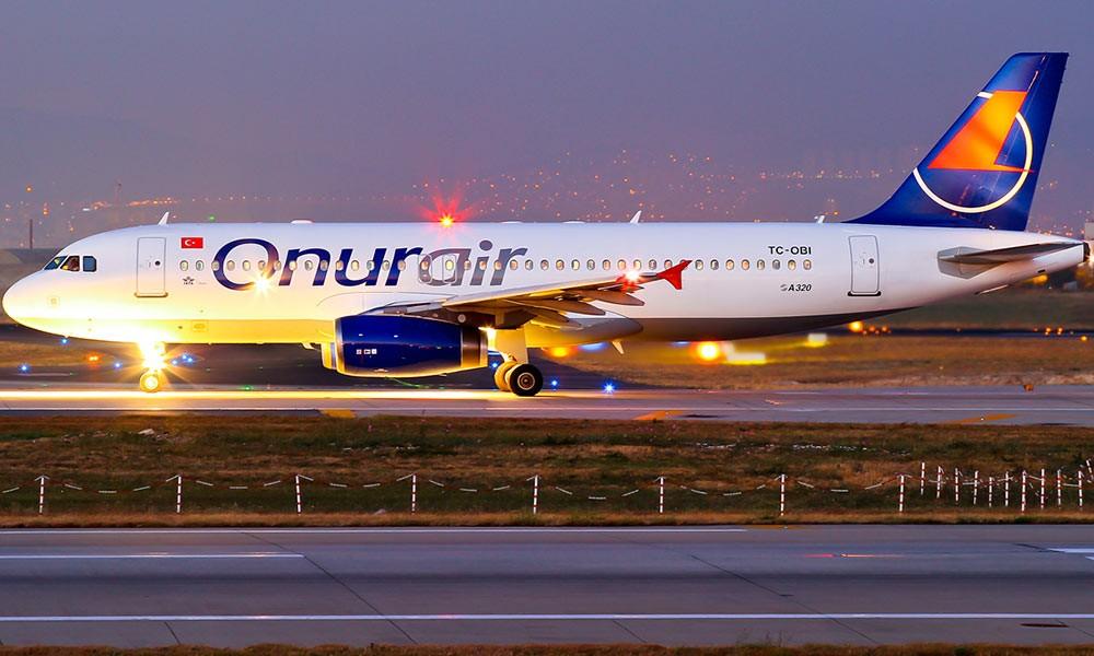 Турецкая авиакомпания Onur Air отказалась от регулярных рейсов из Нижнего Новгорода в Стамбул