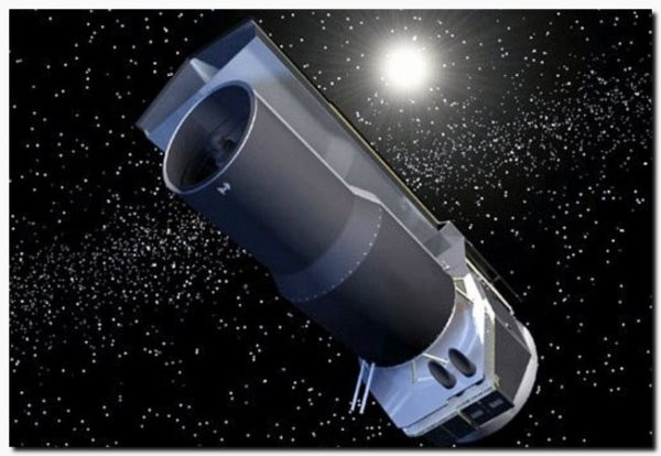 NASA поддержало проект русского ученого позапуску телескопа