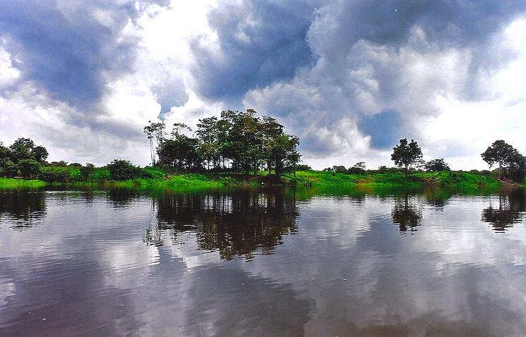 Возраст реки Амазонки составляет 9 млн лет— ученые