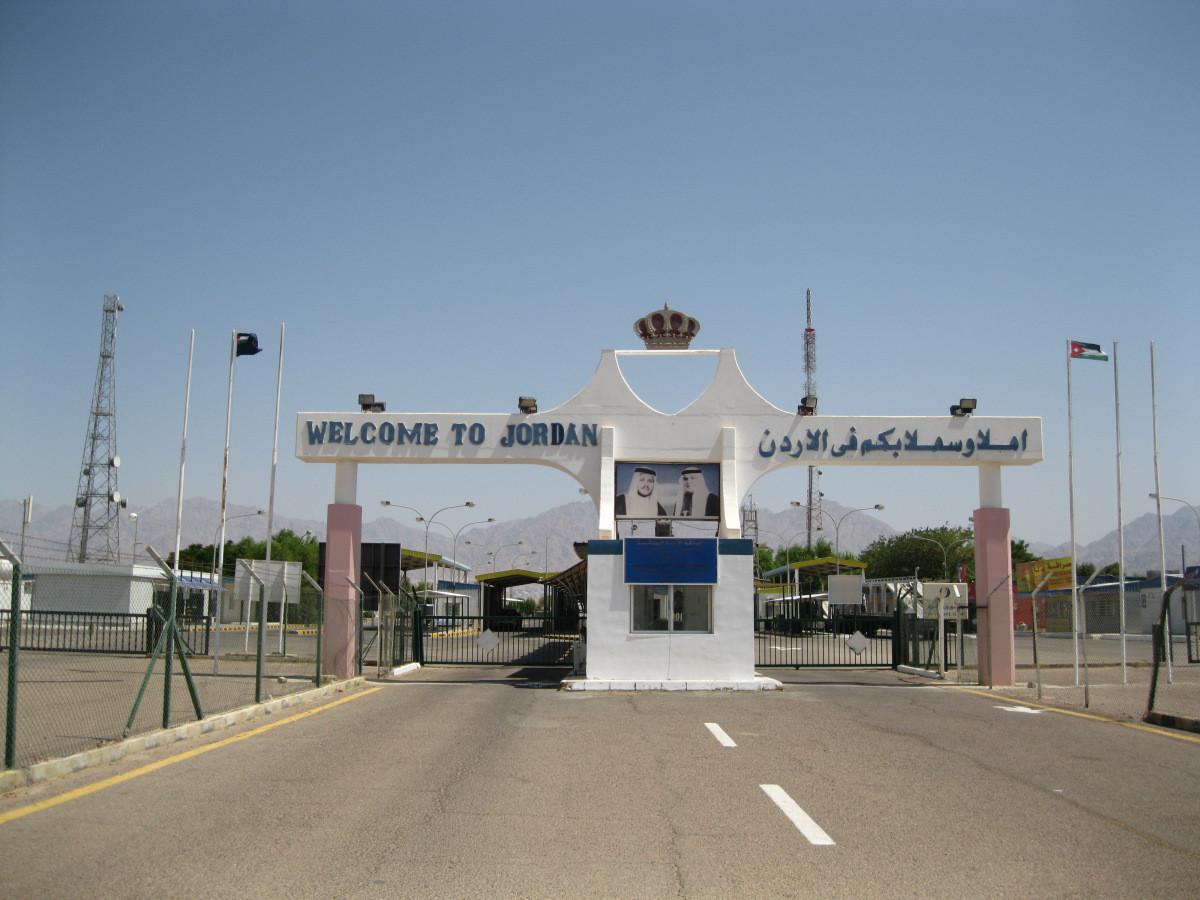 Насирийско-иорданской границе произошёл взрыв заминированного автомобиля