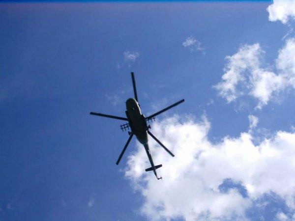 ВХМАО ищут вертолет Robinson, невышедший насвязь