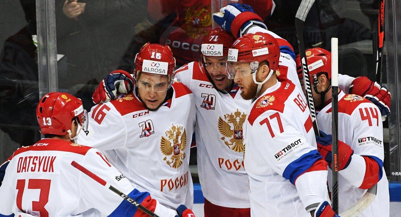 Хоккеисты Кучеров иВасилевский будут готовиться кчемпионату мира