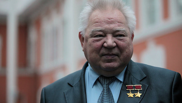 В столице России простятся с астронавтом Георгием Гречко