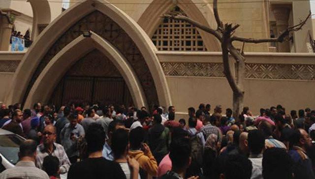 ВЕгипте объявлен трехдневный траур
