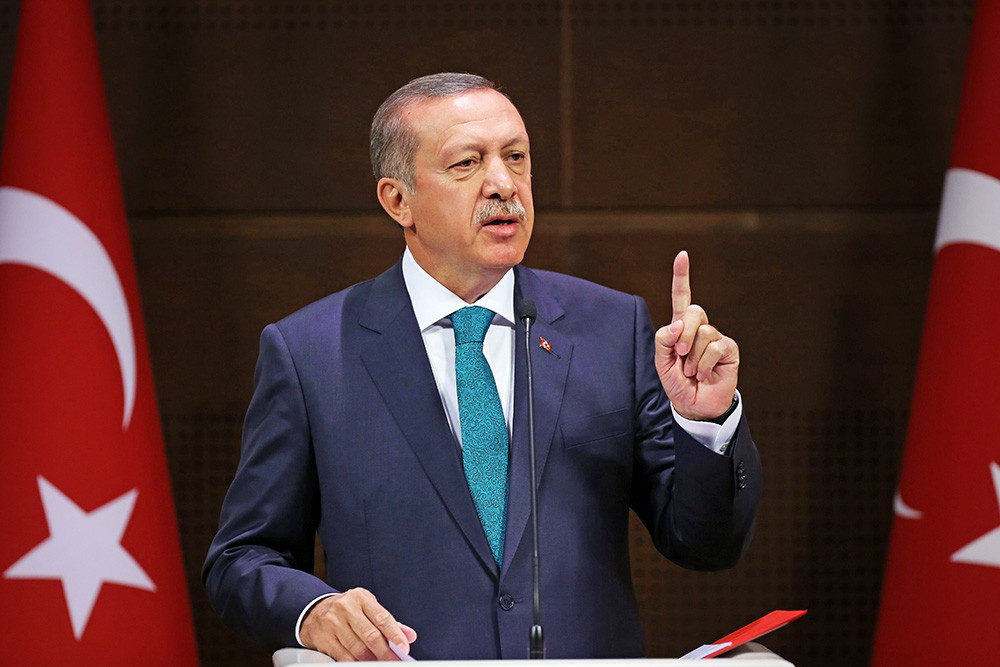 Эрдоган пригрозил Европе завраждебное отношение кТурции
