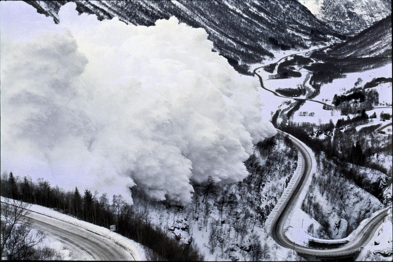 Пятеро человек погибли из-за обрушения снежного карниза вВанкувере