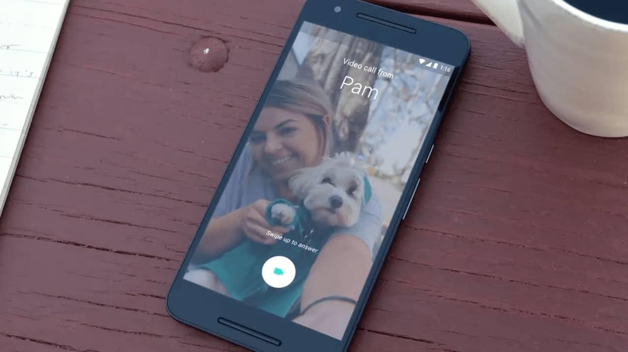 Всервисе Google Duo появились аудиозвонки