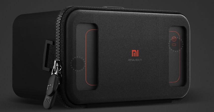 Xiaomi представила гарнитуру MiVR Play 2
