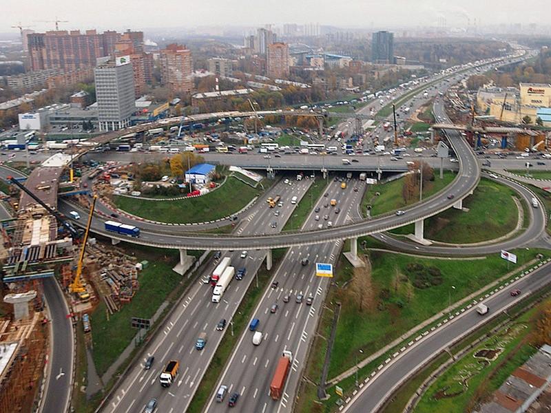 ВДТП на104 километре МКАД пострадало 3 человека