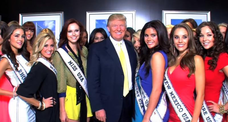 ВНью-Йорке закрывается модельное агентство Трампа