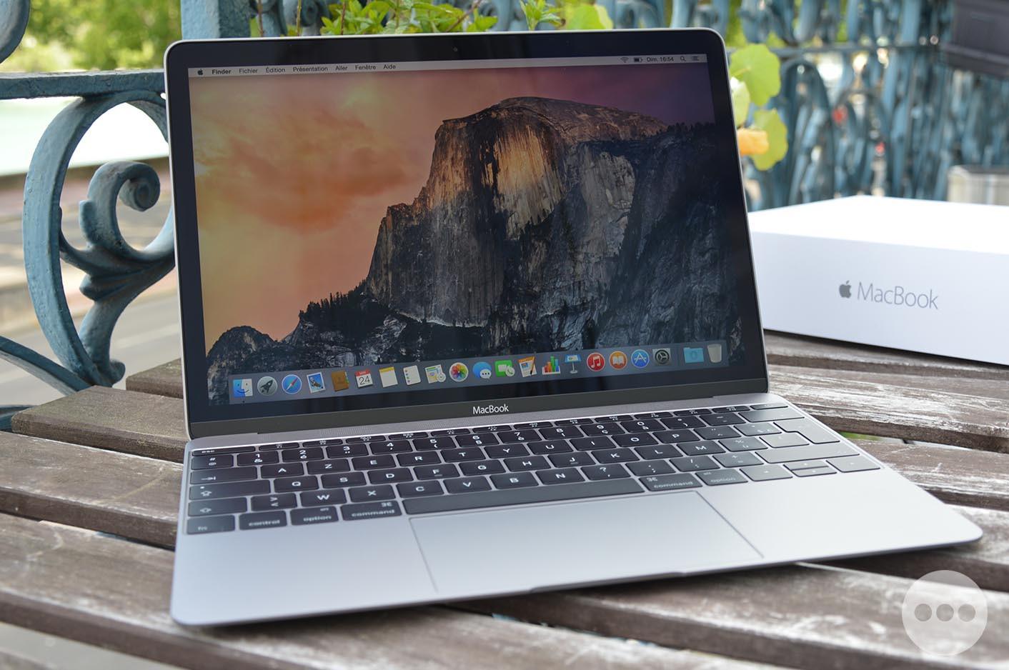 Apple откажется отсенсорной панели вMacBook Pro