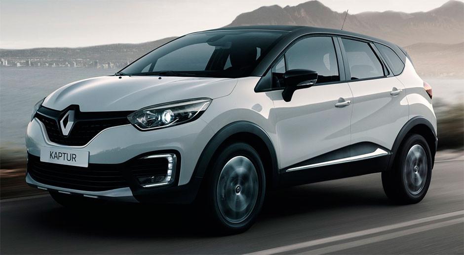 Renault Россия продемонстрировала уверенный рост в первом квартале 2017 года